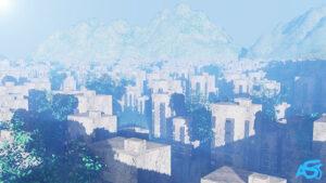 CGI Abandoned City Animation by Ali Soltanian Fard Jahromi