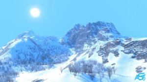 Ice Earth - 3D Animation by Ali Soltanian Fard Jahromi